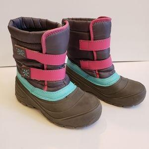 Wonder Nation girls lined snowboots